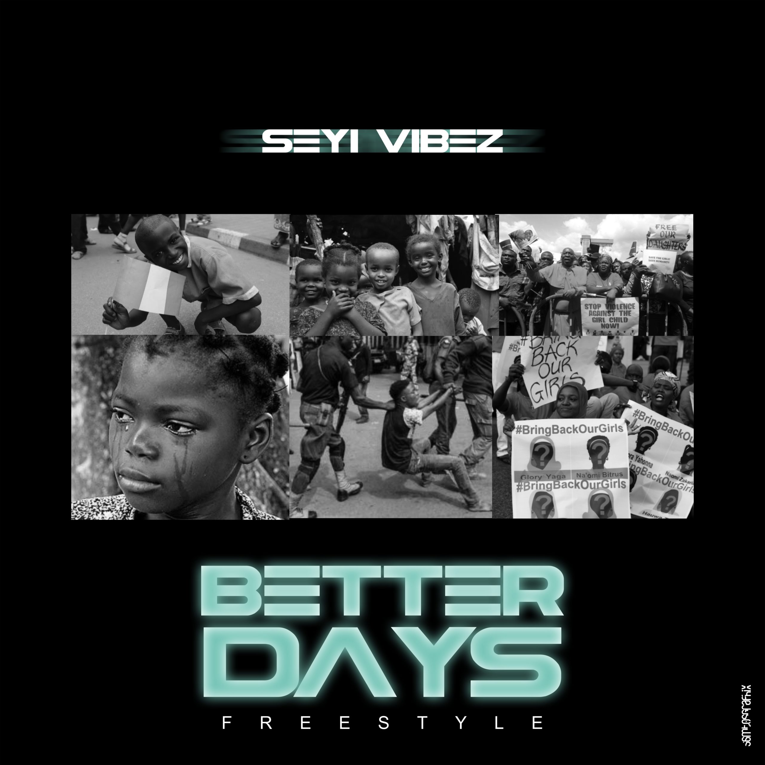 [Music] Better Days — Seyi Vibez