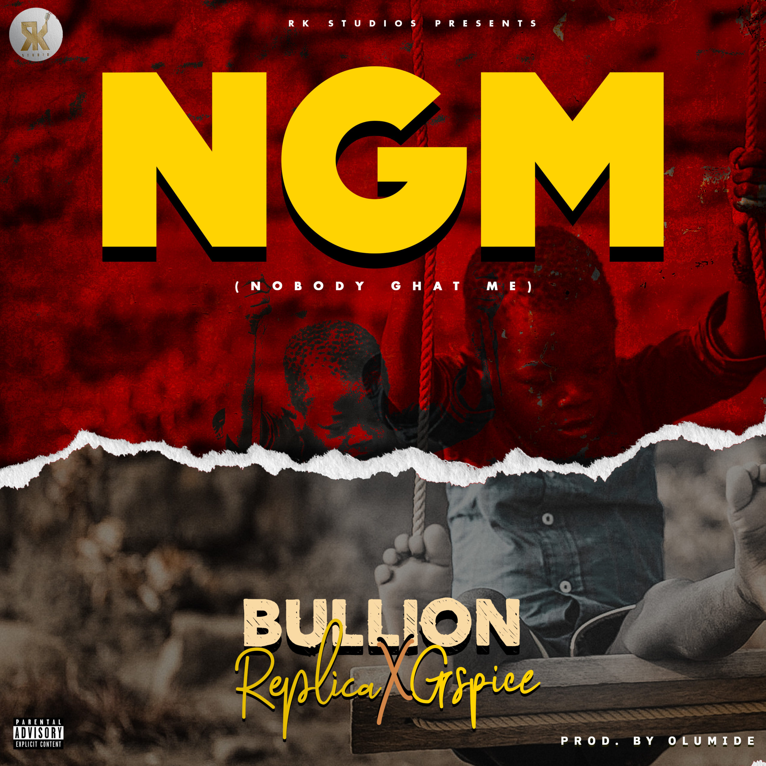 Bullion Ft. Replica & Gspice – NGM (No Body Ghat Me)